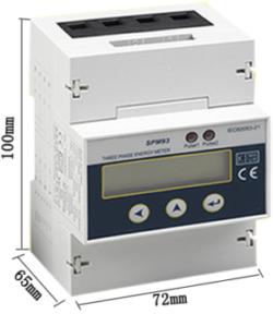 Spm 93 module acquisition de puissanceTerawatt