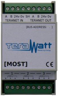 Most module remontée de températures