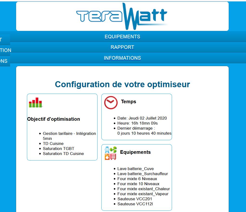Web Serveur Résumé Configuration